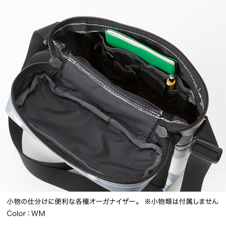 【THE NORTH FACE(ザ ノース フェイス)】 BC FUSE BOX POUCH BC ヒューズボックスポーチ レイジレッド NM81865_RG