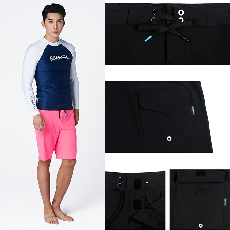 【BARREL】Basico Boardshort Mens メンズ ボードショーツ