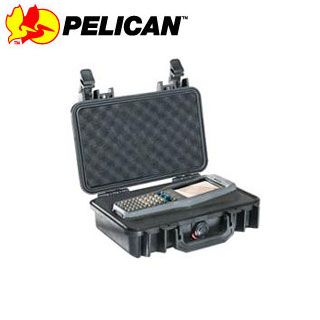 【PELICAN】ペリカンケース PC-1170 Small Cases 防塵防水スモールケース/フォーム付き