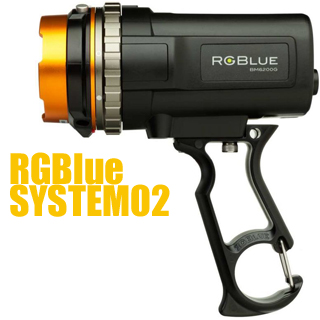 【RGBlue】水中ライト RGBlue System02
