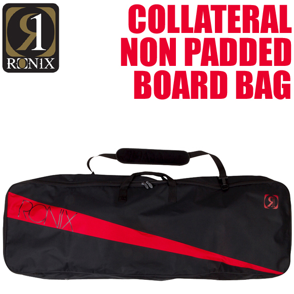 【RONIX】ロニックス COLLATERAL NON PADDED BOARD BAG コラテラル バッグ