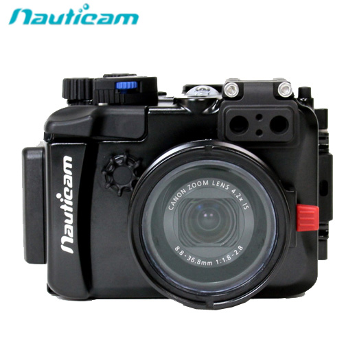 【Nauticam】NA-G7x 【for Canon PowerShot G7x】