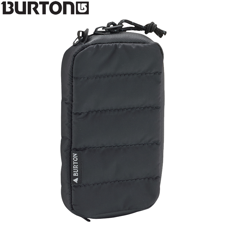 【BURTON】ANTIFREEZE PHONE CASE TRUE BLACK NA スマホケース 15306100 002NA