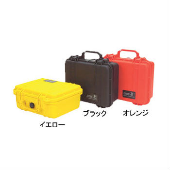 【PELICAN】ペリカンケース PC-1400 Small Cases 防塵防水スモールケース/フォーム付き