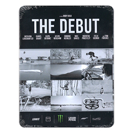 【リキッドフォース】Liquid Force MONSTER ENERGY PRESENTS 「THE DEBUT」ウェイクボード Blu-ray&DVD