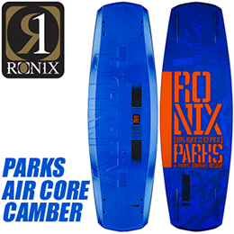 【RONIX】ロニックス 2015年限定モデル PARKS AIR CORE CAMBER パークス エアコア キャンバー 【送料無料】
