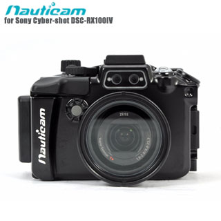 【Nauticam】NA RX100IV 防水ハウジング【for Sony Cyber-shot DSC-RX100IV】
