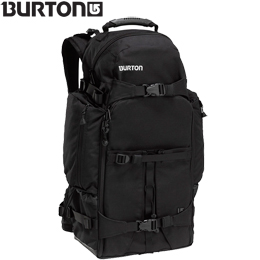 【BURTON】F-STOP PACK TRUE BLACK NA [28L] カメラバッグ 11030100 002NA