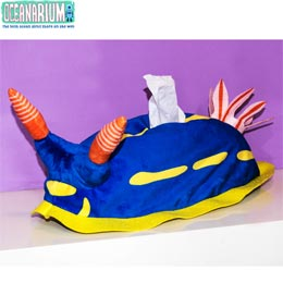 【OCEANARIUM】ボックスティッシュカバー B04 Hypselodoris Festiva Tissue Box Cover
