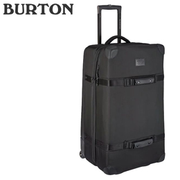 【BURTON】Wheelie Sub True Black 【116L】
