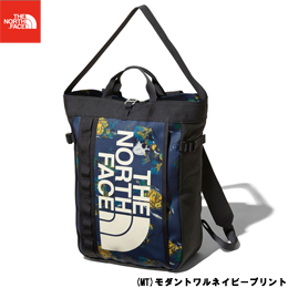【THE NORTH FACE(ザ ノース フェイス)】 BCヒューズボックストート BCFuseBoxTote NM81864_MT