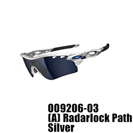 【OAKLEY(オークリー)】OO9206-03 RADARLOCK PATH [Silver]