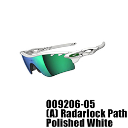 【OAKLEY(オークリー)】OO9206-05 RADARLOCK PATH [Polished White]