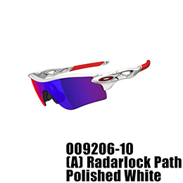 【OAKLEY(オークリー)】OO9206-10 RADARLOCK PATH [Polished White]