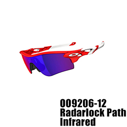 【OAKLEY(オークリー)】OO9206-12 RADARLOCK PATH [Infrared]