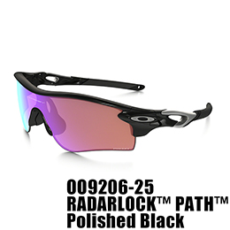 【OAKLEY(オークリー)】OO9206-25 RADARLOCK PATH [Polished Black]