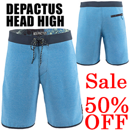 【DEPACTUS】ディパクタス HEAD HIGH [Blue Heather] 【在庫一掃返品交換不可】【まとめてお得!】