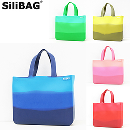 【GROW】SiliBAG 3 Tone Horizontal Gradation