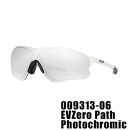 【OAKLEY(オークリー)】OO9313-06 EVZero Photochromic [Matte White]