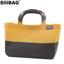 【GROW】SiliBAG mini 2 シリバッグミニ 2[Beige/Brown]
