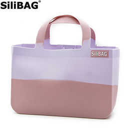 【GROW】SiliBAG mini 2 シリバッグミニ 2[LightPurple/DarkPink]