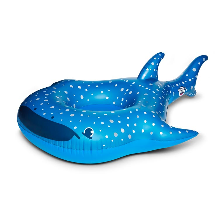 [BIGMOUTH ] GIANT WHALE SHARK POOL FLOAT ジャイアントホエールシャーク(ジンベエザメ) プールフロート BMPF-0045