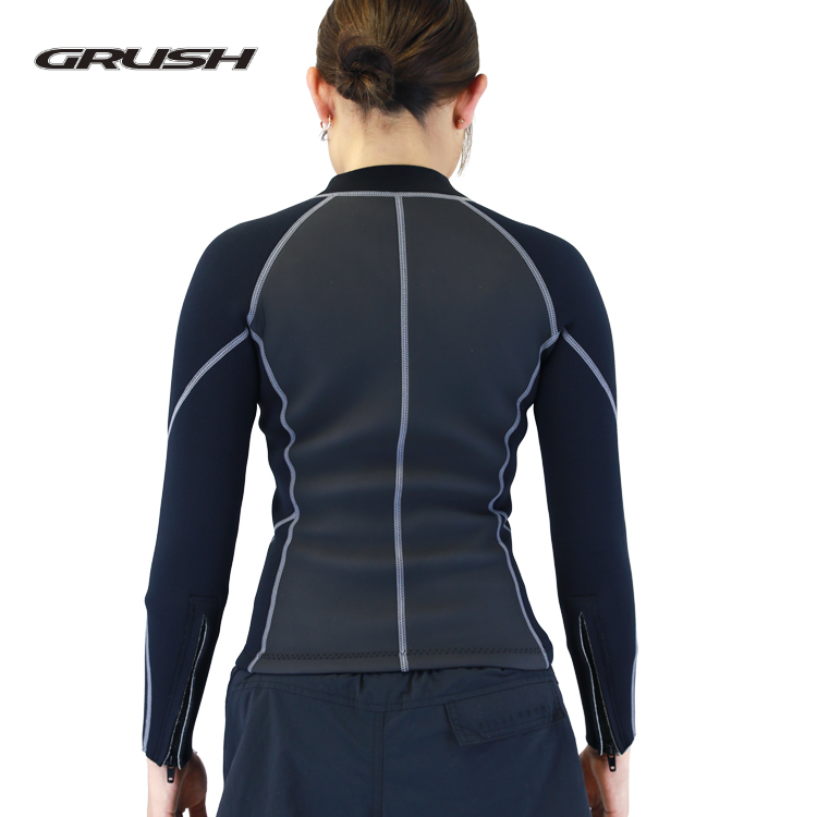 【GRUSH】3mm LS Mesh Jacket Ladies