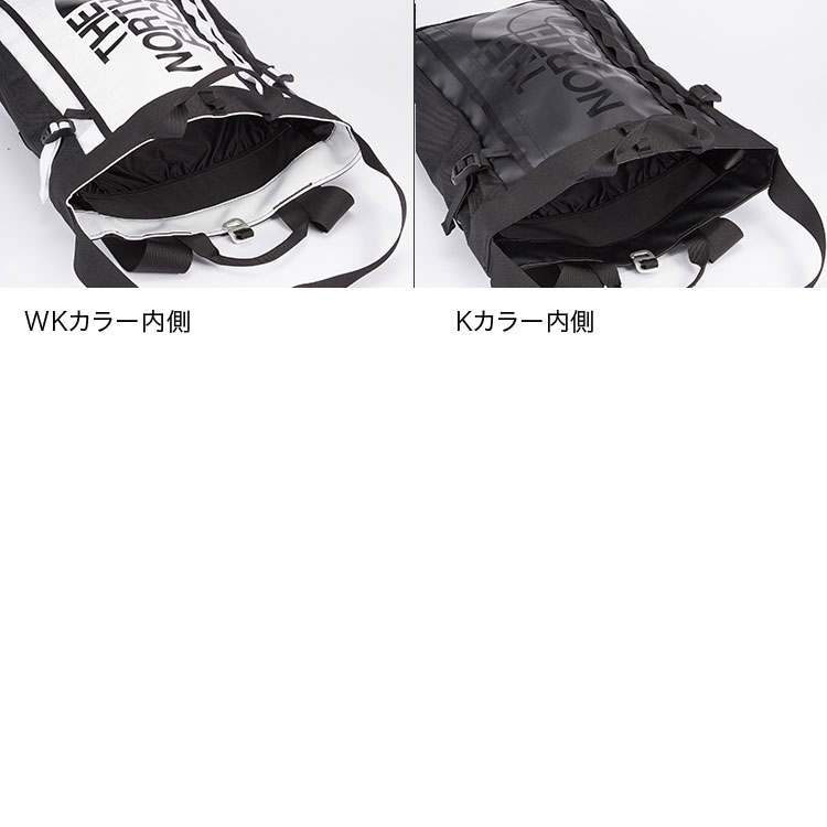 【THE NORTH FACE(ザ ノース フェイス)】 BCヒューズボックストート BCFuseBoxTote NM81864_WK