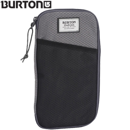 [ BURTON ] CO-PILOT TRAVEL CASE FADED DIAMOND RIP NA トラベルポーチ 16362104 050NA