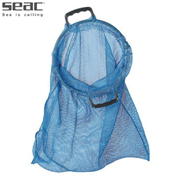 [ SEAC ] NET BAG LUX BLUE