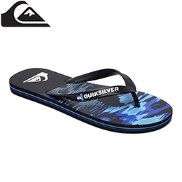 【QUIKSILVER】MOLOKAI NIGHT MARCHER メンズ ビーチサンダル [XKKB]