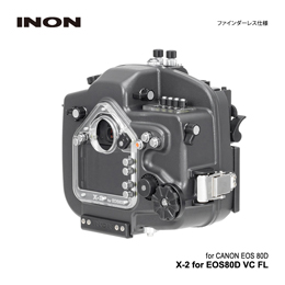 [ INON ] X-2 for  EOS80D VC FL [ファインダーレス仕様]