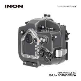 [ INON ] X-2 for  EOS80D VC FW [ファインダーウインドウ仕様]