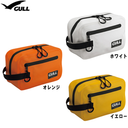 [ GULL ] ウォータープロテクトポーチ GB-7139 WATER PROTECT POUCH GB7139