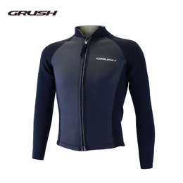 【GRUSH】3mm LS Mesh Jacket Mens